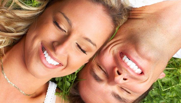 Tannbleking hjemme - Hvite tenner